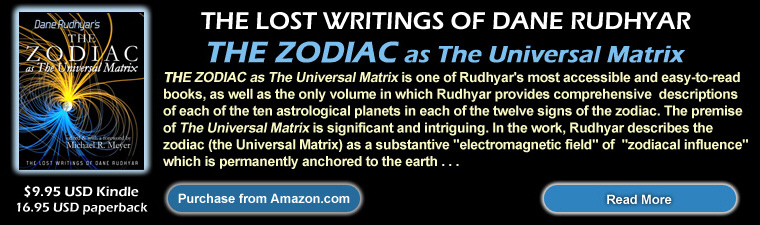 The Zodiac as the Universal Matrix