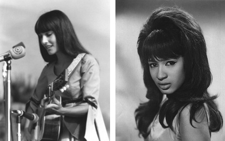 mimi farina and ronnie spector.