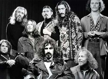 the mothers of invention. frank zappa.