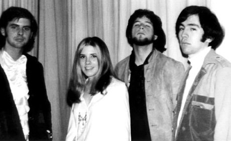 stevie nicks and the fritz band.